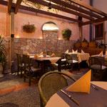 Lokal 8 Ristorante Caorle Cham Italiener Pizzeria Pizza Salat Pasta Fisch