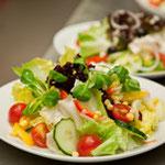 Salat Ristorante Caorle Cham Italiener Pizzeria Pizza Salat Pasta Fisch