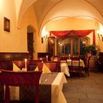 Lokal 4 Ristorante Caorle Cham Italiener Pizzeria Pizza Salat Pasta Fisch