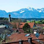 ...un die guten deutschen Alpen