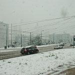 ...und noch mehr Schnee!