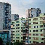 """Der Stadtteil """"Hrasno"""" gehört nicht zur Innenstadt."""