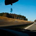 Die gute deutsche Autobahn...