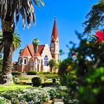 Die Christuskirche - das Wahrzeichen von Windhoek