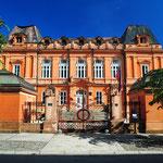 Alte russische Botschaft in der ehem. Hauptstadt Cetinje (Montenegro)