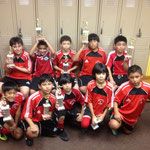 U-10 FIST PLACE TURF CITY THANKSGIVING 2011