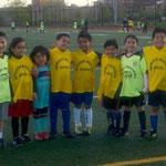 U-8 team