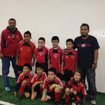 U-8 SECOND PLACE TURF CITY THANKSGIVING 2011