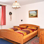 Eltern-Schlafzimmer Ferienwohnung 2