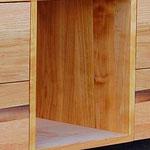 Massivholzsideboard