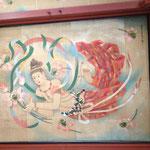 浅草寺の天女