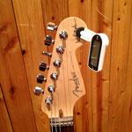 Fender Stratocaster(ヘッド)
