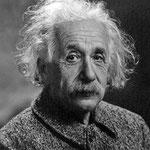 相対性理論のアインシュタイン