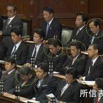 日本の国会。おい!寝るなよ。国会議員も無駄に多過ぎだろう!