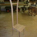 Stuhl/Stummer Diener
