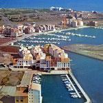 Cap d'Agde en 1974