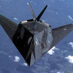 Lokheed F-117 Nighthawk (Foto: USAF)