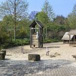 Kinderspielplatz Schloss Ricklingen