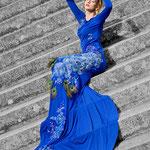 model: Martynika Photomodel, costume: Ewa Jobko, hair: Agnieszka Lembicz / Joanna Błaszyk, makeup: Agnieszka Kaczmarek