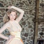 model: Paulina Kuśnierek, costume: Ewa Jobko, hair: Joanna Jędrzejczak, makeup Dominika Szymańska-Górna