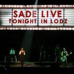 Sade, Atlas Arena Łódź