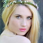 model: Martyna Mika, hair: Mariola Anna Fiema, makeup Justyna Pazdziora