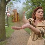 model: Sylwia Murawska, costume: Ewa Jobko, hair: Agnieszka Lembicz / Joanna Błaszyk, makeup: Agnieszka Kaczmarek