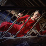 model: Flori, costume: Ewa Jobko, hair: Mariola Anna Fiema, makeup: Justyna Pazdziora