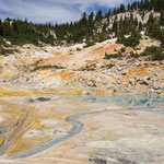 Bumpass Hell, Lassen Volcanic National Park
