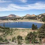 Lake Emerald, Lassen Volcanic National Park