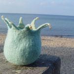 Light-blue:  Ton in Ton mit dem Strandhafer.