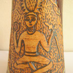 représentation du dieu celte Cernunnos