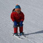 サンメドウズ清里スキー場⑥「スキーではやく滑ったのが楽しかった!」