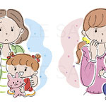 小学館 「めばえ」2月号&「ベビーブック」2月号