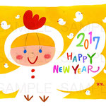 2017HAPPY NEW YEAR