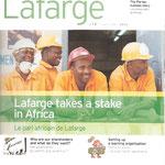 Lafarge planet n°6 (octobre 2002)