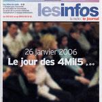 """En amont de cette journée des """"4mil5"""" (4500 embauchés depuis moins d'un an en janvier 2006), les questions que se posent les nouvelles recrues de la sncf."""