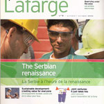 Lafarge planet n°8 (octobre 2003)