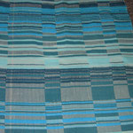 fertige Decke Meer, Material – Alpaka