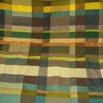 Decke Herbstwald, Bindung – Drell, Material  – Wolle