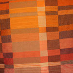 Decke Herbstlicht, Material  – Wolle