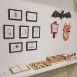 2015年 TAMAGO PROJECT in Gallery Vie