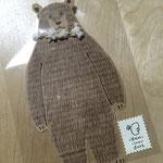 ポストカード 2015年1月 繕いの便り展 in sewing gallery
