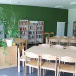 Gesunde Ernährung mit kleiner Bibliothek