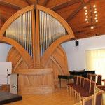 Die Orgel der Hoffnungsgemeinde