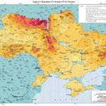 Kontaminierung Ukraine
