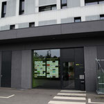 MGH-Gewerbehof-Laim Eingang vom Parkplatz