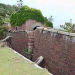 第2砲台跡