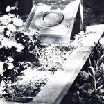 Kissenplatte von Bademeister Johann Christoph Schwab (1798-1872), Aufnahme von Prof. Hans Schwab, Bad Nauheim