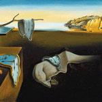 Salvador Dali, les montres molles.